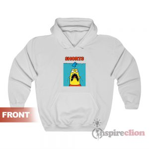 Bootleg Bart Simpson Funny Hoodie