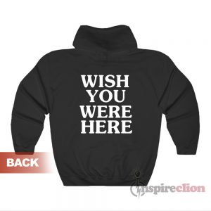 Travis Scott Astroworld Wish You Were Here Hoodie