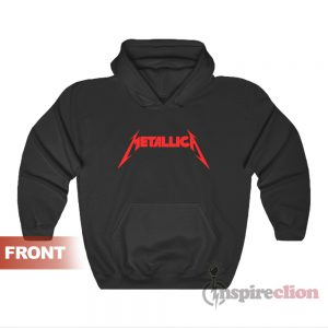 Get It Now Metallica Damage Inc Hoodie