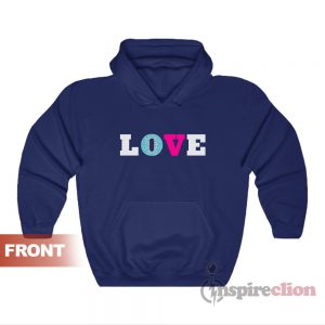 Savannah Guthrie Love Hoodie For Unisex