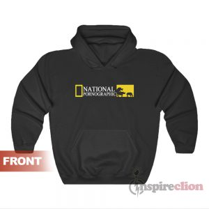 Get It Now National Pornographic Funny Hoodie
