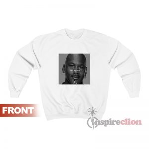 Michael Jordan Fuck Them Kids Meme Sweatshirt Quote