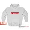 Nintendo Logo Funny Games Custom Hoodie