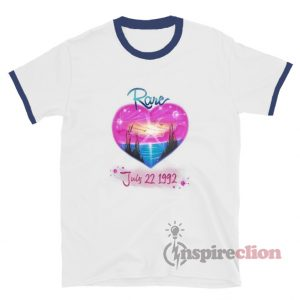 Selena Gomez Rare Album Ringer T-Shirt