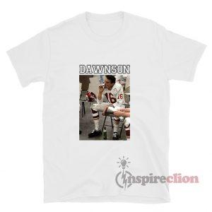 Patrick Mahomes Len Dawson Smoking T-Shirt