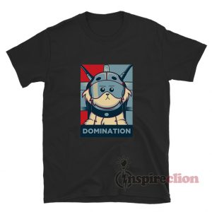 Chrisharrys Domination Unisex T-Shirt