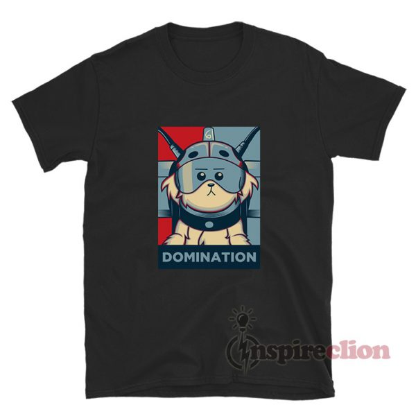 Chrisharrys Domination Unisex T-Shirt