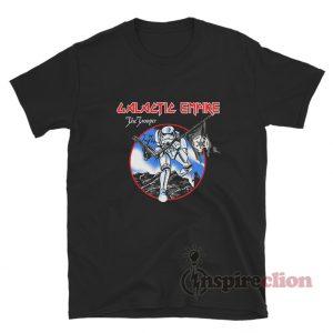 Star Wars Galactic Empire Trooper Iron Maiden T-Shirt