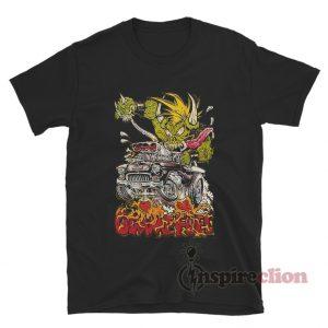 Vintage Metallica Gimme Fuel T-Shirt