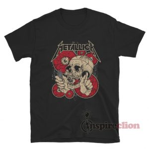 Your Guide To Our Rare Metallica T-Shirt
