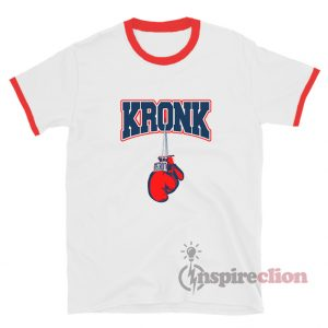Kronk Gym Boxing Ringer T-Shirt For Unisex