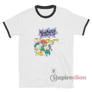 Nickelodeon Classic Rugrats Character Ringer T-Shirt