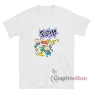 Nickelodeon Classic Rugrats Character T-Shirt