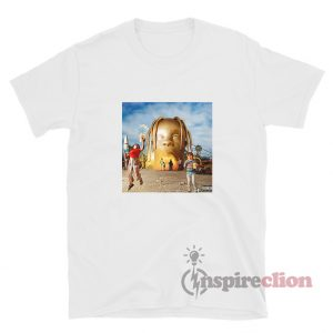 Travis Scott Astroworld Album T-Shirt For Unisex