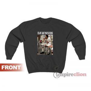 Patrick Mahomes Len Dawson Smoking Sweatshirt