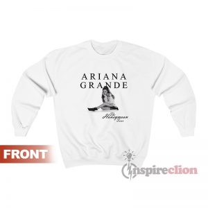 Ariana Grande The Honeymoon Tour Sweatshirt