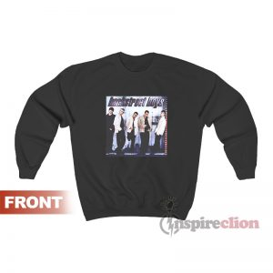 Backstreet Boys Sweatshirt Cheap Trendy