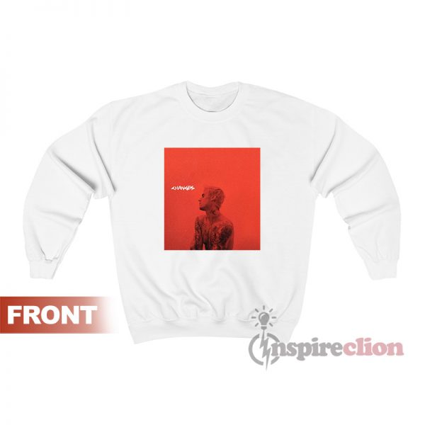 Justin Bieber New Album Changes 2020 Sweatshirt