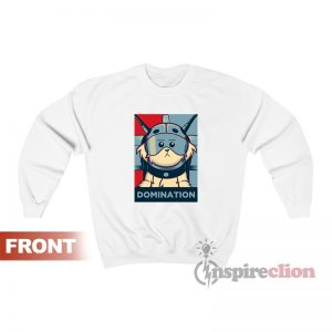 Chrisharrys Domination Sweatshirt For Unisex