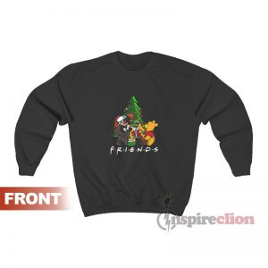 Baby Yoda Friends Sweatshirt Cheap Trendy