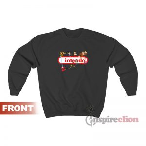 Super Nintendo Logo Game Sweatshirt Unisex