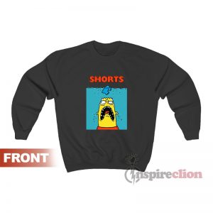 Bootleg Bart Simpson Funny Sweatshirt