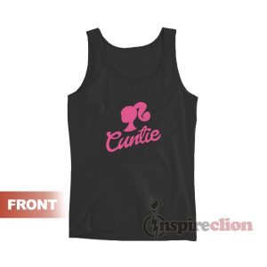 Get It Now Cuntie Silhouette Tank Top