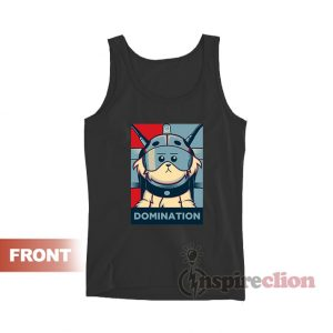Chrisharrys Domination Tank Top For Unisex