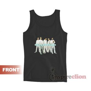 Backstreet Boys Millennium Tank Top
