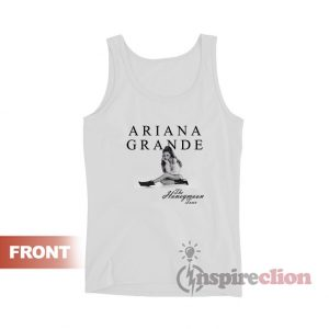 Ariana Grande The Honeymoon Tour Tank Top