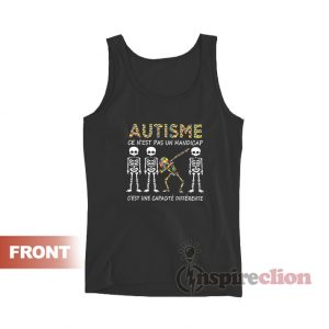 Get It Now Autisme Tank Top Cheap Custom