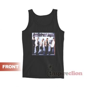 Backstreet Boys Tank Top Cheap Trendy