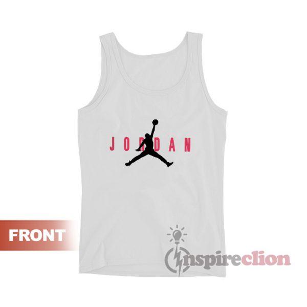 Michael Jordan Jumpman Tank Top