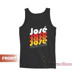 Jose Jose Jose Altuve Tank Top For Unisex