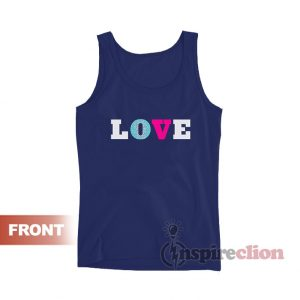 Savannah Guthrie Love Tank Top For Unisex