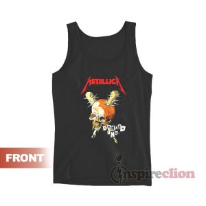 Metallica Damage Inc Tank Top Unisex