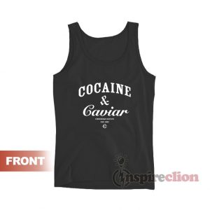Crooks Castles Cocaine Caviar Tank Top