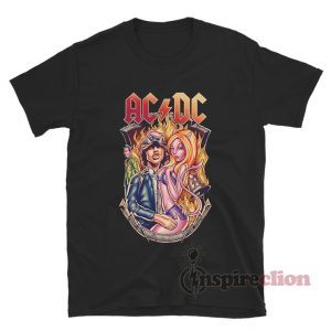 AC/DC Legend Rock and Roll Hard Rock T-Shirt