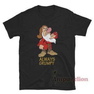 Disney Always Grumpy T-Shirt