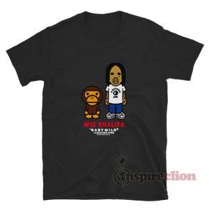 Baby Milo x Wiz Khalifa T-Shirt For Unisex