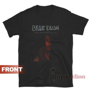 Billie Eilish World Tour 2019 With Special Guest Denzel Curry T-Shirt