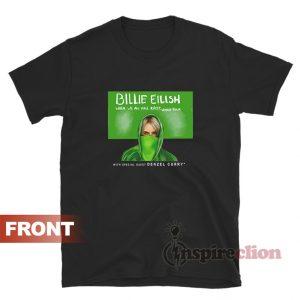Billie Eilish World Tour With Guest Denzel Curry T-Shirt