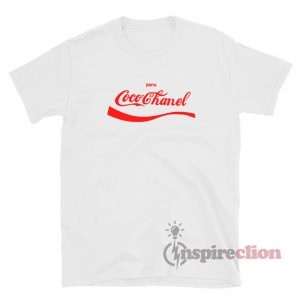 Coca Cola Coco Chanel Parody T-Shirt