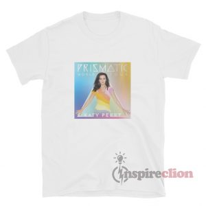 Katy Perry Prismatic World Tour T-Shirt