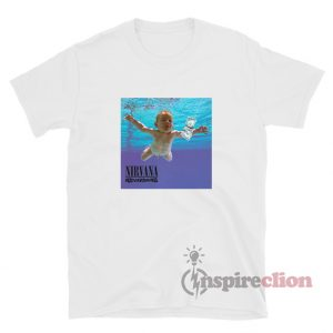 Vintage Nirvana Nevermind Music T-Shirt