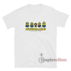 A Bathing Ape Baby Milo X Minions T-Shirt