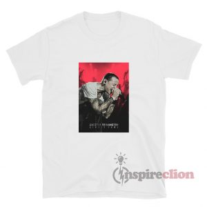 Rock Legends Chester Bennington Of Linkin Park T-Shirt