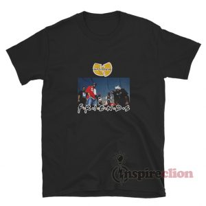 Wu Tang Clan Friends T-Shirt