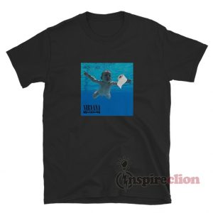 Baby Toilet Paper Nirvana Nevermind T-Shirt