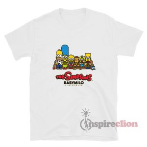 The Simpsons x A Bathing Ape Baby Milo T-Shirt
